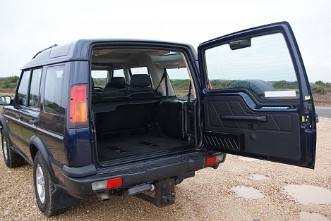 Land Rover Discovery 2 TD5 Auto